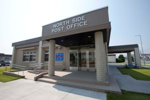 Image of the North Post Office